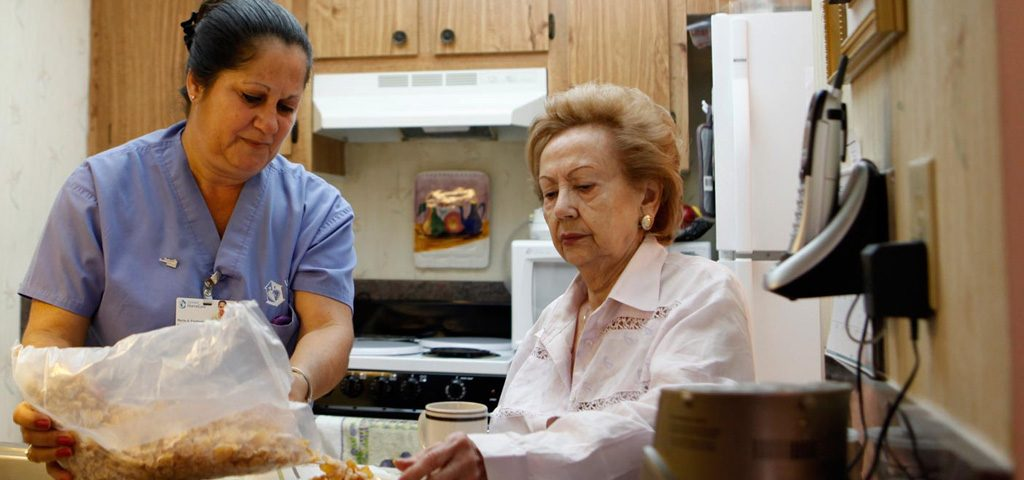 Home health aide job description