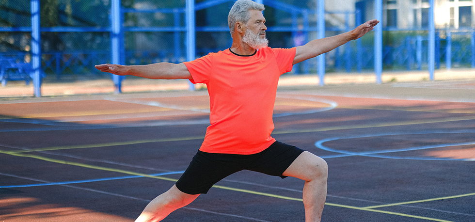 Top 5 types of exercises for seniors